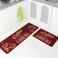 40X60+40X120CM/Set Anti Slip Kitchen Mat Absorb Water Bathroom Carpet Home Entrance Doormat/Area Rug Bedroom Rugs And Carpets