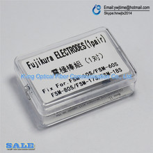Free shipping NEW Electrodes for FUJIKURA ELCT2-20A FSM-50S FSM-60S FSM-80S FSM-70S Fusion Splicer Electrodes