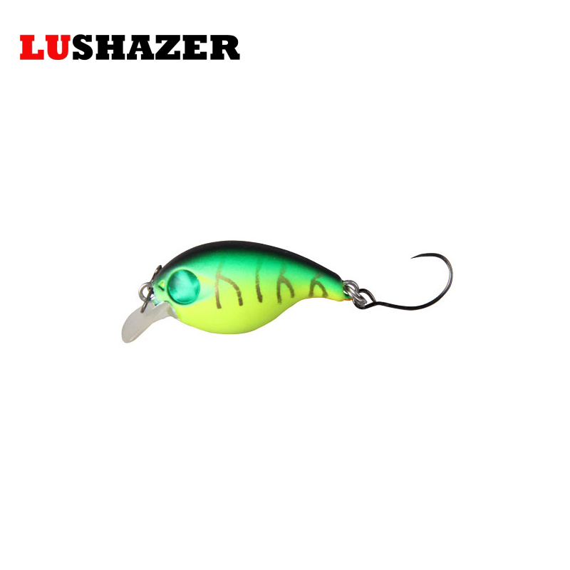 Free shipping crank lure mini crank fishing lure 28mm 2g for Cheap fishing spinners