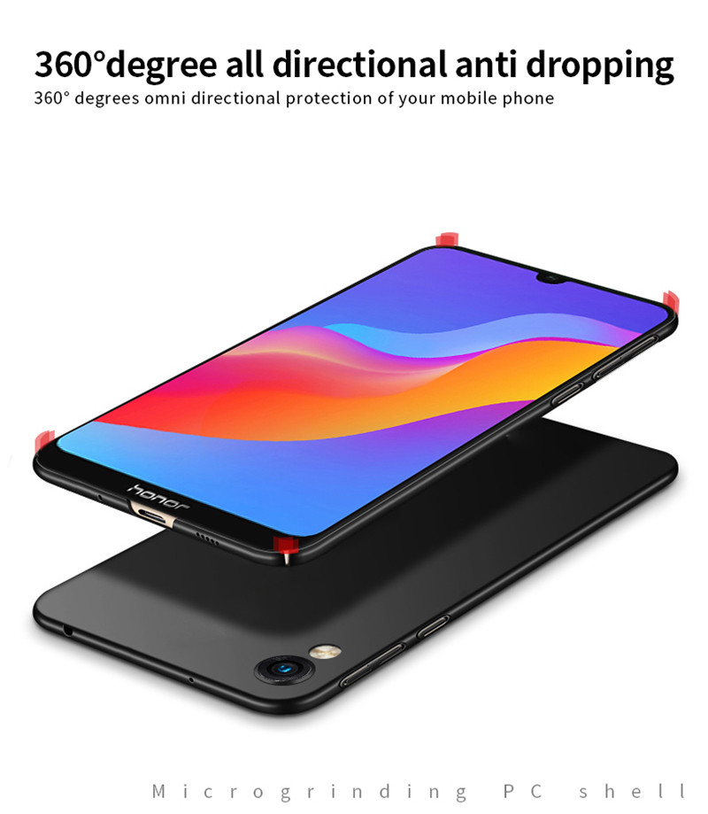 Image 4 - Huawei Honor 8S Case Silm Luxury Ultra Thin Smooth Hard PC Phone Case For Huawei Honor 8S Back Cover For Huawei Honor 8S Fundas-in Fitted Cases from Cellphones & Telecommunications