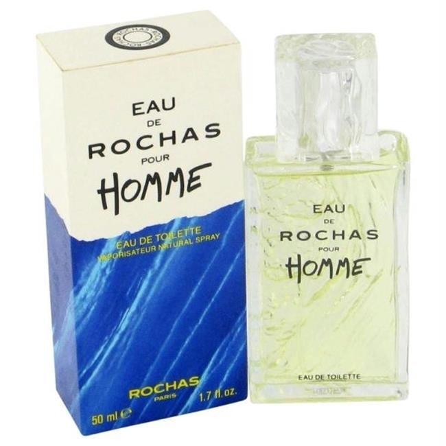 EAU DE ROCHAS by Rochas Eau De Toilette Spray 3.4 oz eau sensuelle by rochas for women eau de toilette spray 3 3 oz 100 ml
