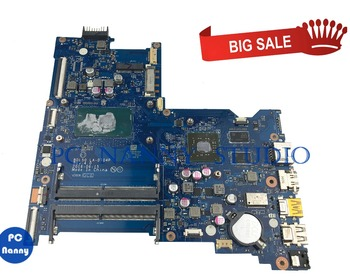 PC NANNY FOR HP 15-AY Laptop Motherboard LA-D704P I3-6006U SR2UW With graphic card 2GB tested