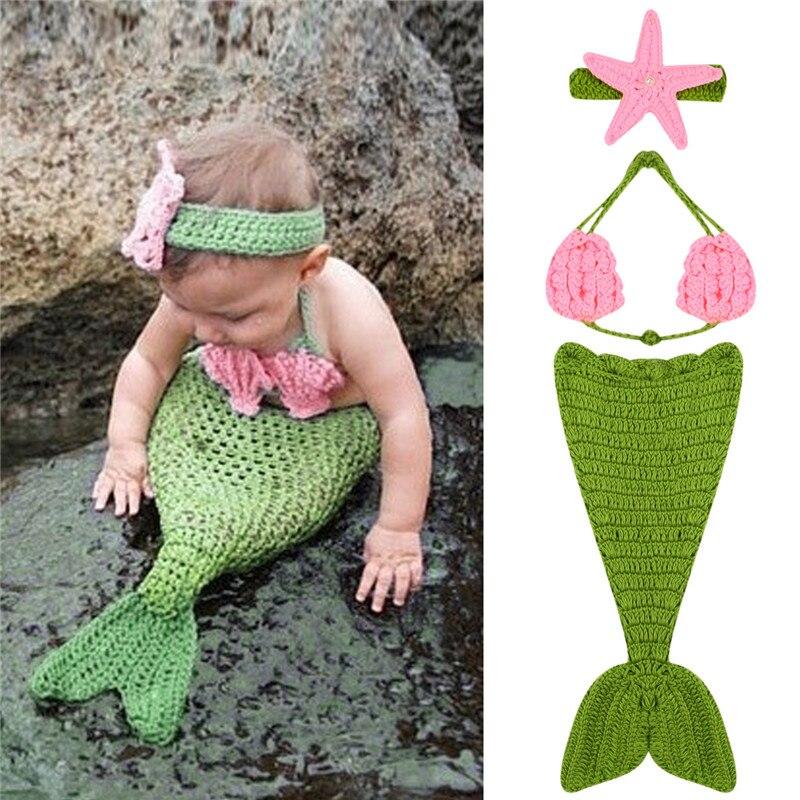 ᗐ0 a 4 meses bebé foto apoyos ganchillo caliente animales traje de ...