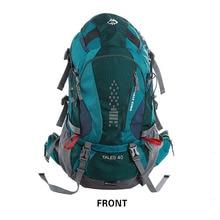 40L Rucksack Hiking Backpacks Mountain Backpack Waterproof Tear resistance Backpack Multi-function Camping Vocation Climbing цены