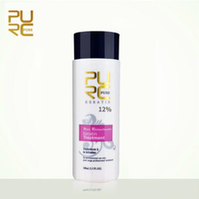 PURC 12% 100 ml Formalin Keratin Repairs damaged hair to make smooth and shiny straight products