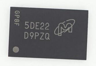 MT41K256 FBGA96 IC SDRAM 4GBIT 800MHZ 96FBGA MT41K256M16HA-125:E