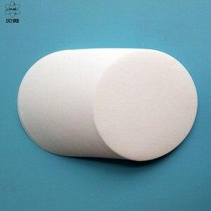 Image 3 - Nitel Filtre Kağıdı Çapı 18 cm Yuvarlak Yağ Algılama Filtre Kağıdı Laboratuvar Filtrasyon Kağıdı Ücretsiz Kargo 100 Adet/pk
