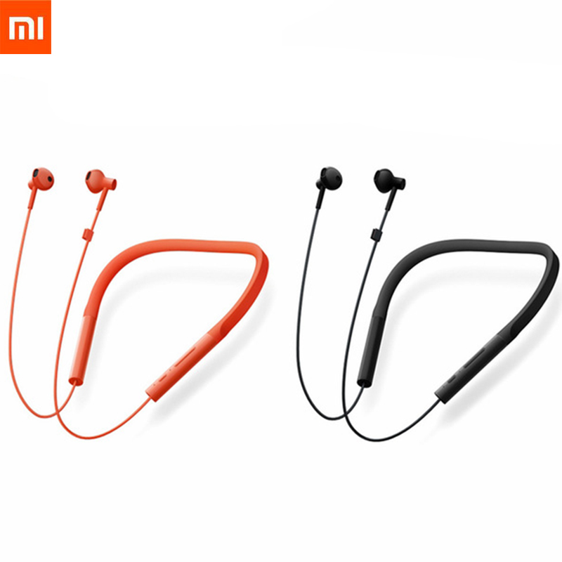 Original Xiaomi Necklace Bluetooth Sport Earphone Wireless Earbuds with Mic and In line Control Young Version In Ear Neckband|Bluetooth Earphones & Headphones| |  - AliExpress