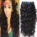 Onda de Água indiano Molhado e Ondulado Remy Do Cabelo Humano Indiano Virgem queen hair products raw indiano virgem do cabelo 4 pacote tecer cabelo venda