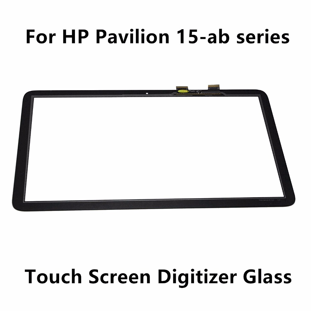 15.6 For HP Pavilion 15-ab series 15-ab000 15-ab100 15-ab200 15-ab500 Touch Screen Glass Digitizer Panel Lens Replacement Parts croatia 1 500 000