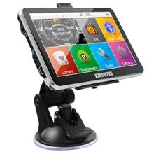 KMDRIVE 5 inch Car GPS Navigation Sat Navigator 8GB Bluetooth AV-IN Support Russia/EU/North&South America/Asia/Africa/AU NZ Maps