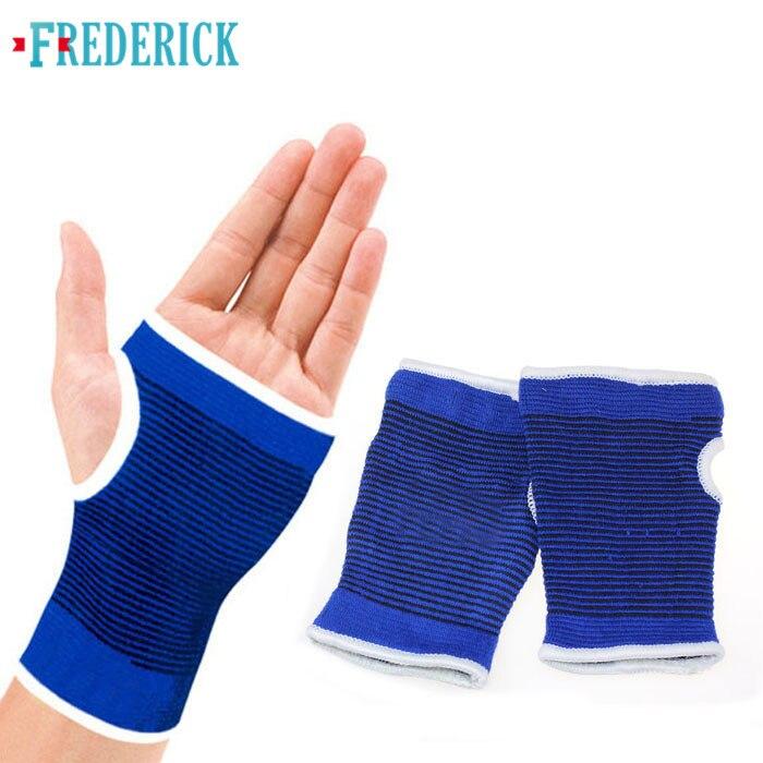 Activing 2017 Best Deal  Support Wrist Gloves Hand Palm Gear Protector Elastic Brace Gym Sports munhequeira esportiva ST23