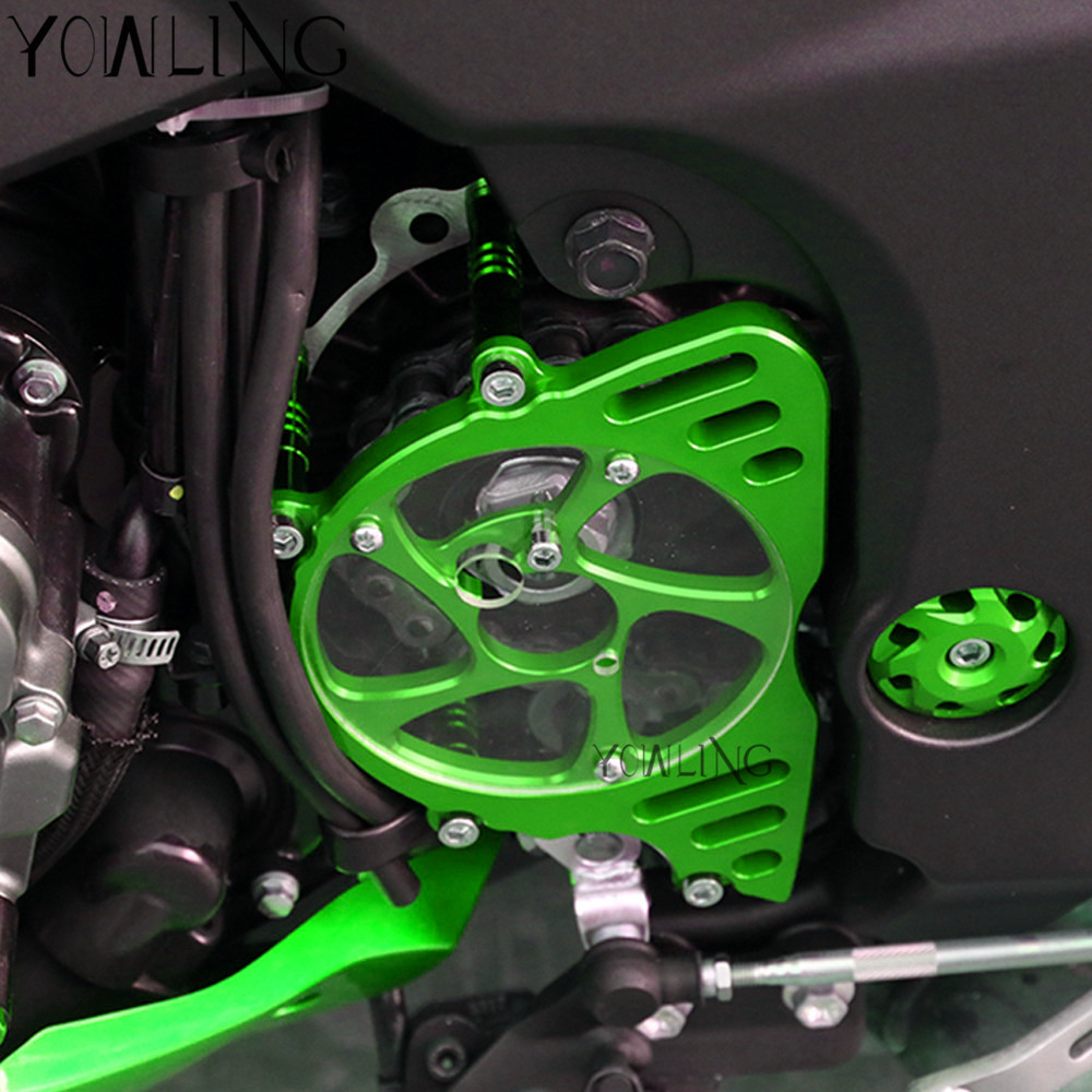 Z1000 Fuel Injection Jnjector Cover Engine Stator Protective Cover Frame Decoration Cover For Kawasaki Z1000 2014 2015 2016 in Covers Ornamental Mouldings from Automobiles Motorcycles