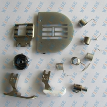 ONE SET PLATE ZIGZAG BROTHER TZ1 B651 B652 12MM TZ65 11 12