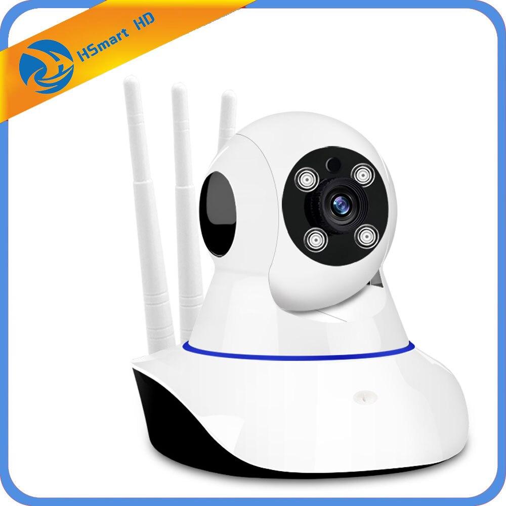 Nouveau 2.0MP Caméra IP Sans Fil Wifi 2 Voies Audio Vidéo Surveillance Caméra de Sécurité HD 1080 P Wi Fi Caméra Yoosee APP Webcam