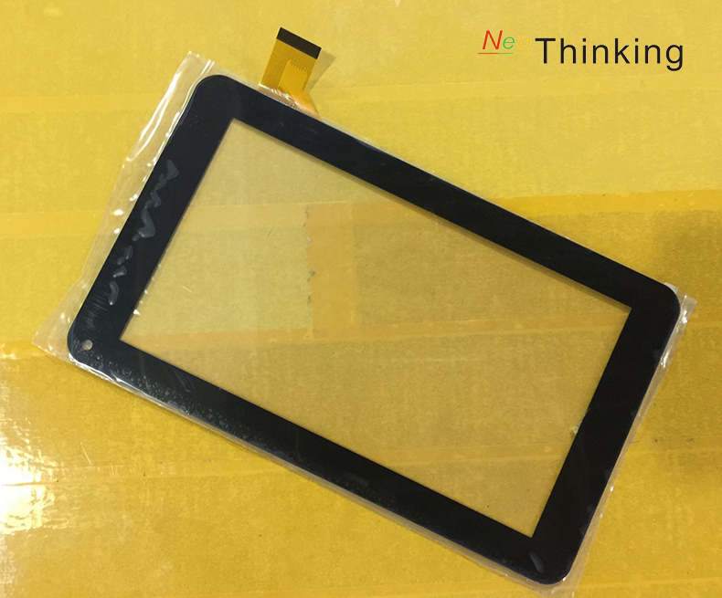 NeoThinking touch screen panel 7 Goclever orion 70 / QUMO Altair 71 Tablet Digitizer Glass Sensor Replacement Free Shipping black new for 5 qumo quest 510 touch screen digitizer panel sensor lens glass replacement free shipping