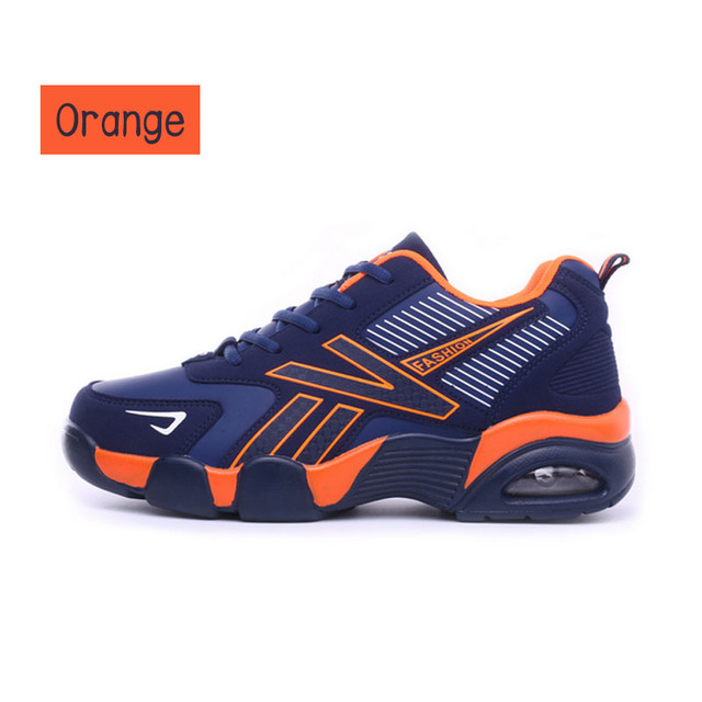 POINT BREAK 2016 autumn and winter new sports shoes and shoes for men to keep warm air cushion shoes running shoes