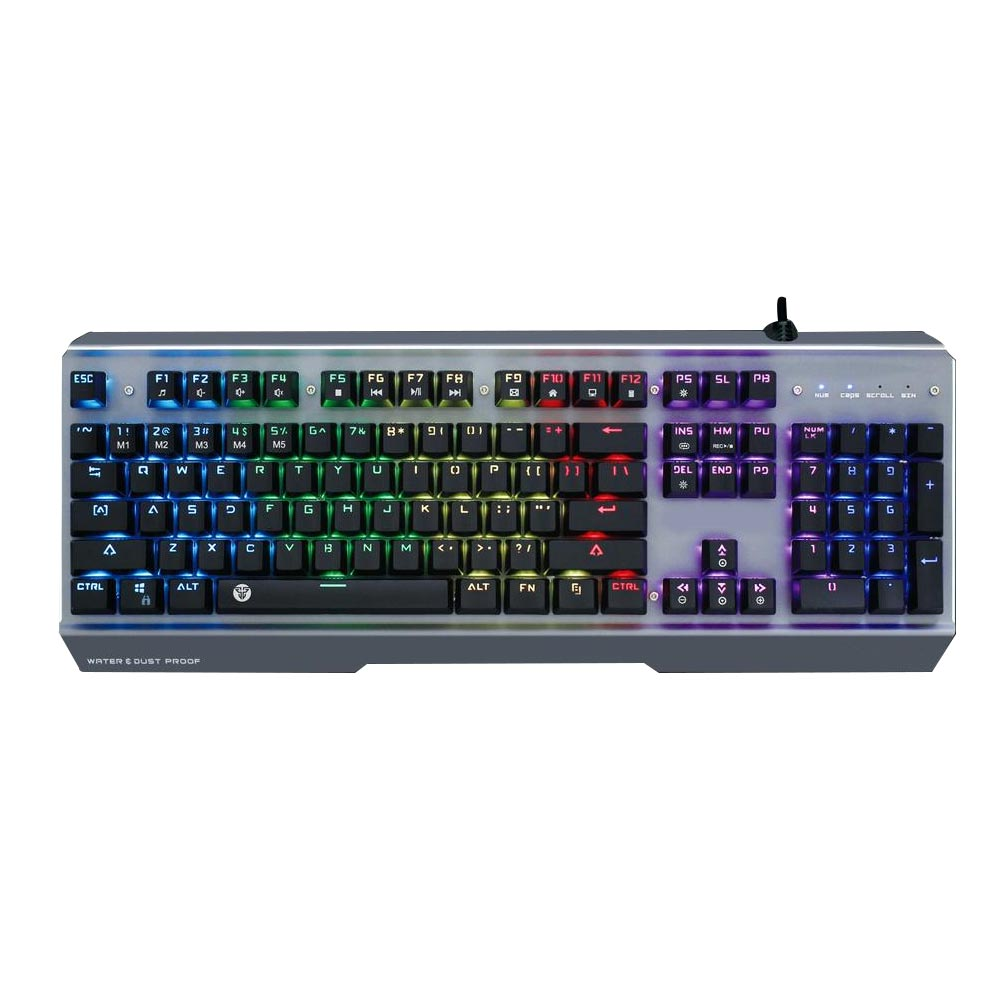 Gaming Computer Mechanical Keyboard USB Keypad FSS Cool Durable Fashion Exquisite Keyboard Laptop E-Sports 556 a sight style holographic red