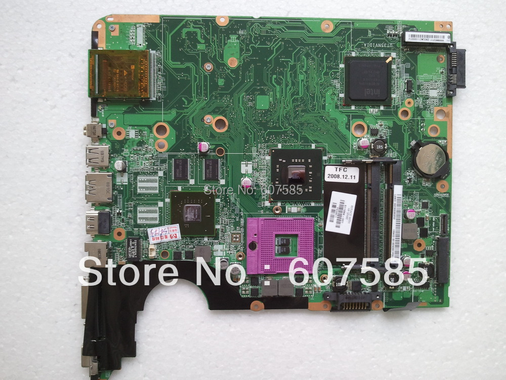 For HP DV6 511864-001 Laptop motherboard mainboard Fully tested