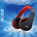 NX-8252 Foldable Wireless Bluetooth Headphone Super Stereo Bass Effect Portable Headset For DVD MP3