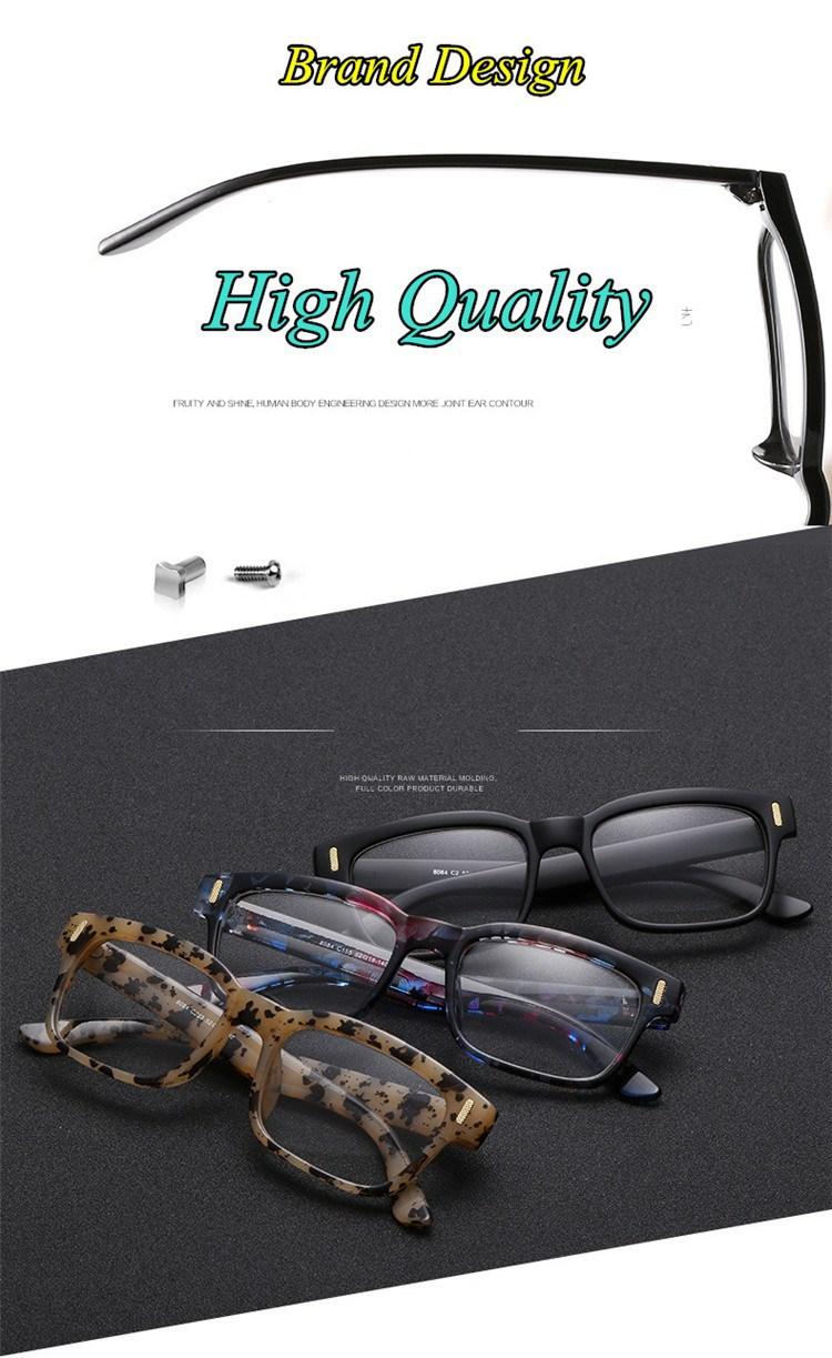 Vintage Brand Design Grade Eyewear eyeglass frames Eyeglasses Eye Glasses Frames For Women Plain optical mirror spectacle frame (12)