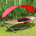 New arrival outdoor balcony simple folding napping hammock chair beach leisure chair special for slow life