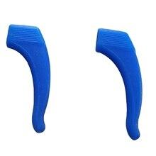 1 пара очков противоскользящие наушники силиконовый держатель очки, аксессуары для очков очки противоскользящие ушные крючки протекторы