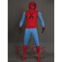 Человек паук: Человек паук для выпускного Человек паук Питер Паркер Косплей Костюм свитер костюм mp003831