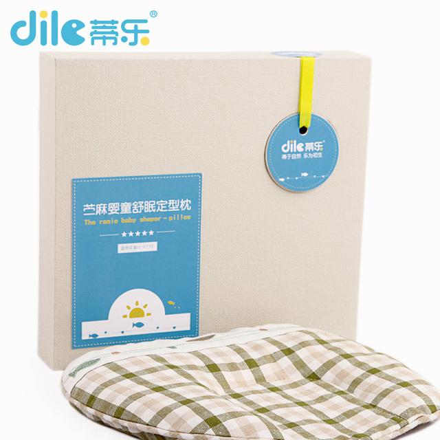 Dile1pcs hight qualidade Rami travesseiro infantil shaping travesseiro pescoço criança do bebê respirável macio cama urso unisex