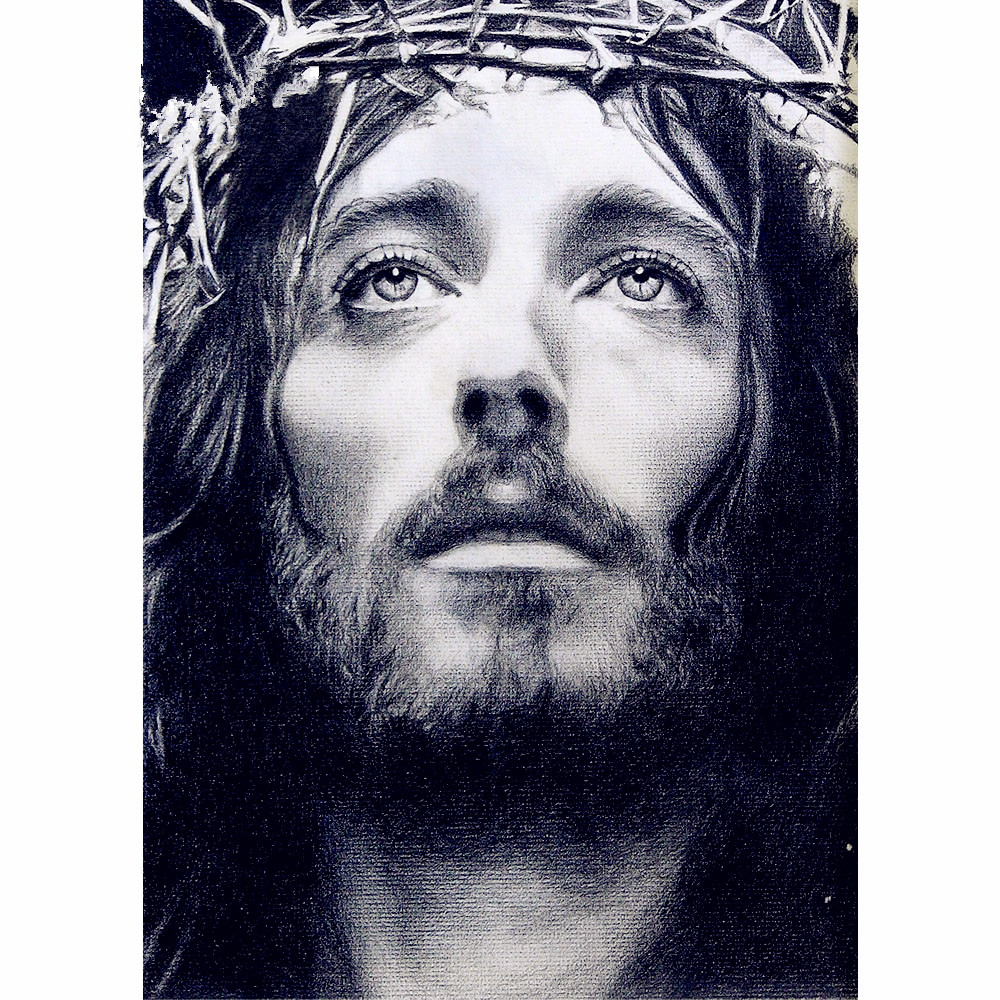 5D DIY Needlework Diamond Embroidery Diamond Painting Cross Stitch Religious Jesus Full Drill mosaic Paintings RS32