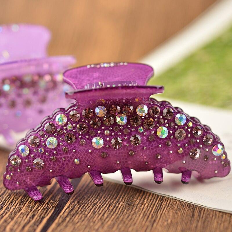 Kualitas tinggi Mewah Colorful Berlian Imitasi Kristal Selulosa - Aksesori pakaian - Foto 5