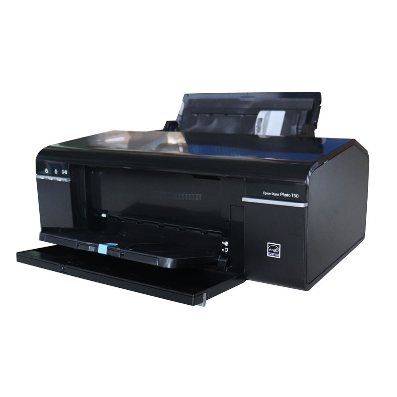 A4 printer T50 photo Printer inkjet CD printer heat transfer six-color printer coffee printer food printer inkjet printer selfie coffee printer full automatic latte coffee printe wifi function