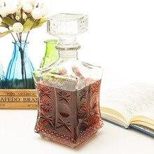 1 шт. Графин для вина, графин для вина, модный подарок для дома, кухни, бара, аксессуары, принадлежности для барной посуды JR 1091