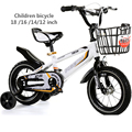 ZXC-1 Children's bike boy 3-6-9 baby 12 / 14 / 16 / 18 inch toddler swing car girl child bike