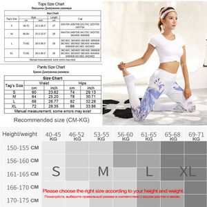 Image 5 - Sportswear Frauen Yoga 2 Stück Set Trainingsanzug Fitness Sport Hosen Laufen Outdoor Top Gym Kleidung Anzüge Brust Pad Sport Tragen