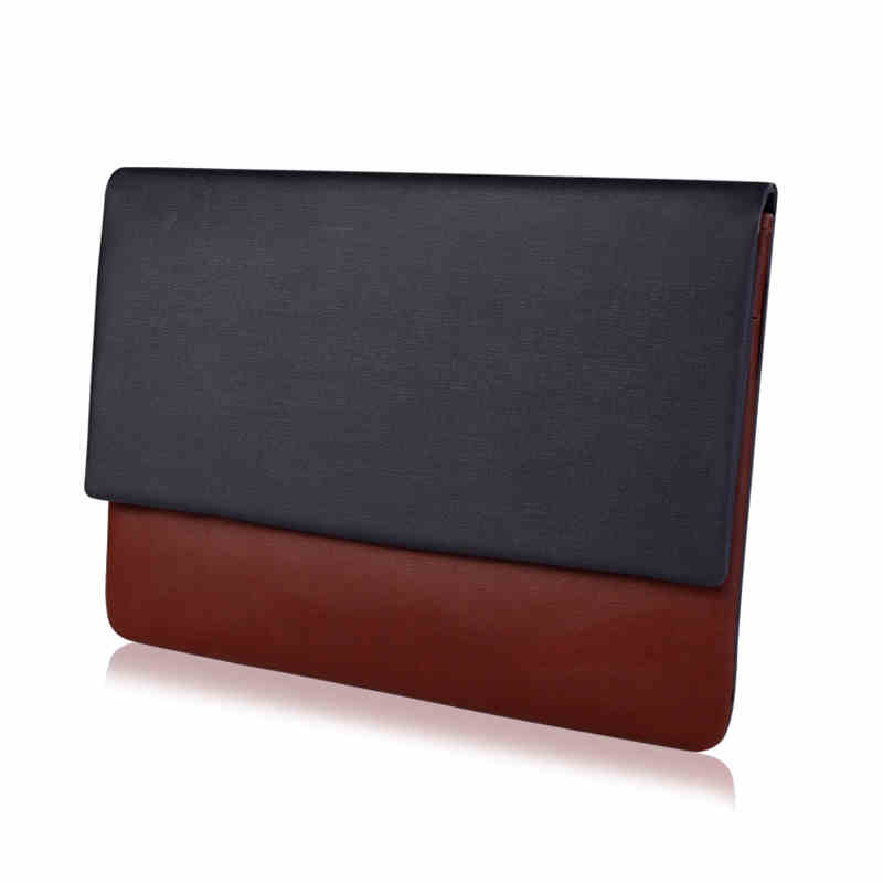 Tablet Slim  Leather Sleeve  For Microsoft Surface Pro 4  Case 12.3 Pouch Bag For Surface 3 10.8