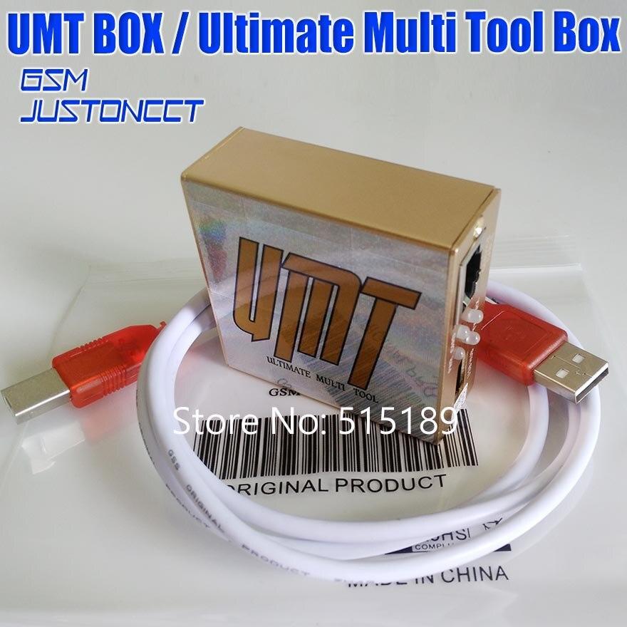 2019 original nouvelle boîte UMT ultime Multi outil (UMT) boîte UMT boîte pour samsung Alcatel Huawei Ect