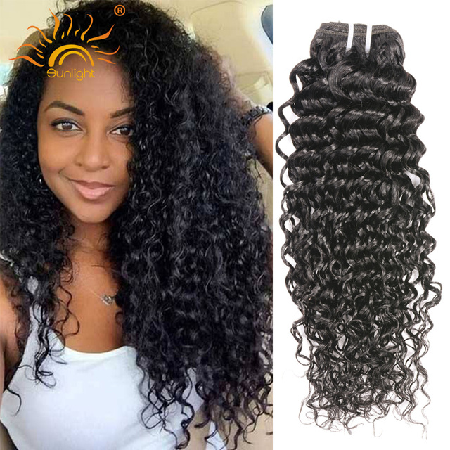 Peruvian Deep Wave 7A Peruvian Curly Hair 3pcs Unprocessed Peruvian Virgin Hair Curly Weave Human Hair Puruvian Hair Bundles