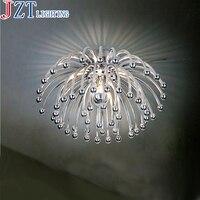 Z Лучшая цена dia48cm/dia63cm Современная новизны круглый потолочный светильник хризантемы Тип Гостиная Спальня потолочный светильник