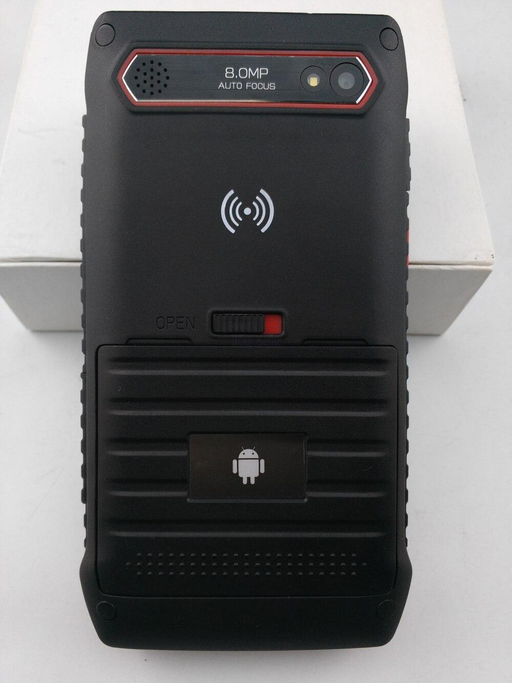 Handheld Terminal Fingerprint (4)