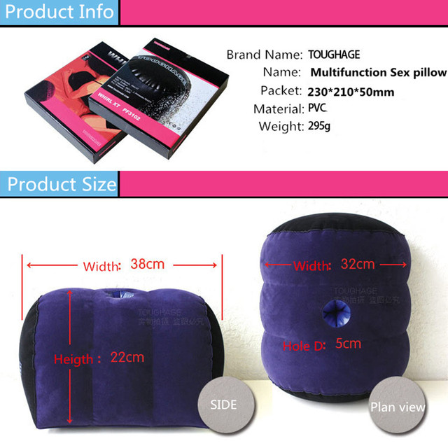 Multifunction sex love pillow sex furniture cushion sex machine