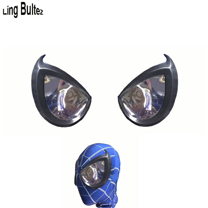 Ling Bultez High Quality Resin Spiderman Eyes Comic Spiderman Big Eyes