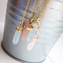 Vibrant Charming Crystal Necklace