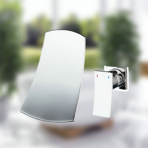 Hot/Cold Bathtub Faucet Torneira Waterfall Wall Mounted Chrome 8860 Shower Bathroom Basin Sink Brass Faucet,Mixers &Taps free shipping polished chrome finish new wall mounted waterfall bathroom bathtub handheld shower tap mixer faucet yt 5333