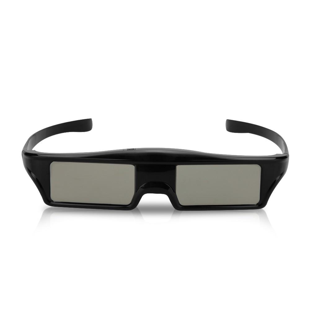 Kx60 universal 3d vidrios activos del obturador gafas 3d
