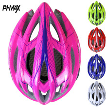 PHMAX Pro Cycling Helmet For Momen Man Cycle Helmet In-mold Bicycle Helmet Ultralight MTB Bike Helmet Casco Ciclismo