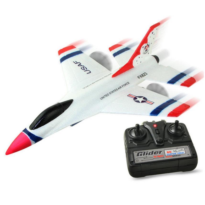 все цены на FX-823 2.4G 2CH RC Airplane Glider Remote Control Plane Outdoor Aircraft Controls Remote Quadcopter REMOTE CONTRO