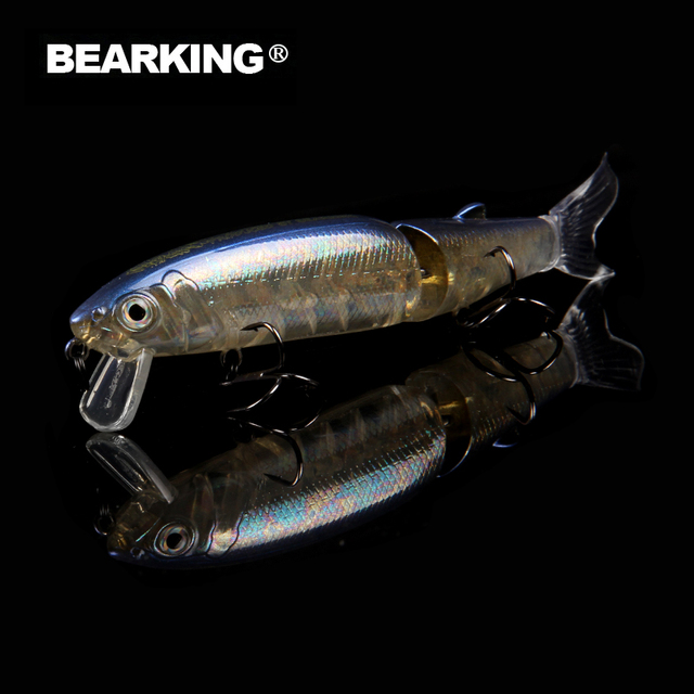 Bearking Professional Jointed Fishing Lure For Saltwater and Freshwater 2