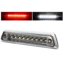 Para 09-14 ford f150 pickup truck 3rd luz de freio lâmpada led terceira luz de freio