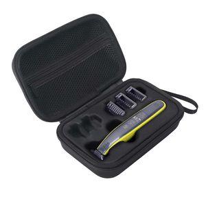 Image 3 - נשיאת ציפר פאוץ EVA TravelBag לפיליפס Norelco All in oneblade QP2520/70 QP2520/90 QP2520/72 QP2630/70 מכונת גילוח